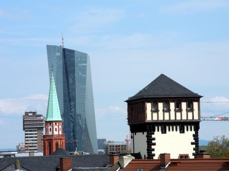 EZB Turm